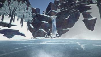 Водопад созерцателя