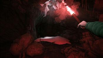 Пещера (Милтон - Долина Тихой реки)