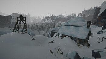Дом поселенца