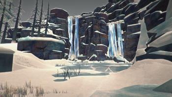Водопад бурной ссоры