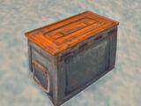Металлический контейнер (тайник)