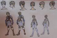 Shiro Mariya, LW and past Appearance