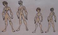 Shiro Mariya anatomy
