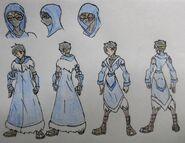 Shiro Mariya, Cloak and Formal Wear