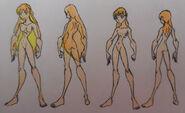 Anna Albright anatomy