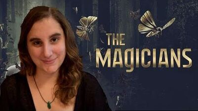 Flimmertalk THE MAGICIANS - Eine magische Serie