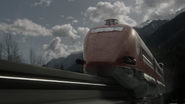 Nazi Bullet train 1