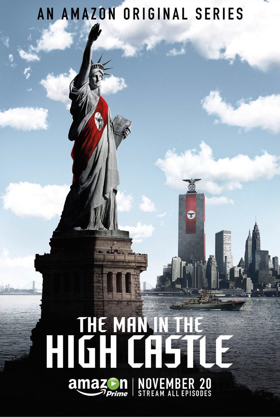 Season One The Man In The High Castle Wikia Fandom