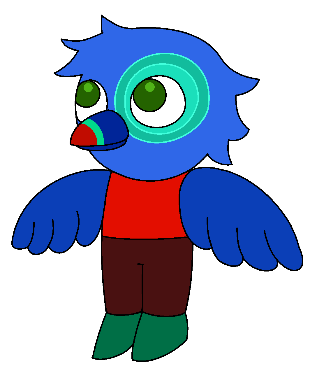 Bluebird The Steven Universe Mars Au Wikia Fandom Mix & match this pants with other items to create an avatar that is unique to you! the steven universe mars au wikia