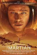 The Martian poster 3