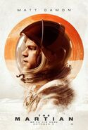 The Martian poster 7