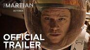The Martian Official Trailer HD 20th Century FOX-0