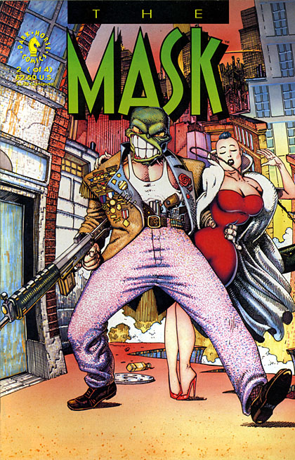 The Mask Issue 2