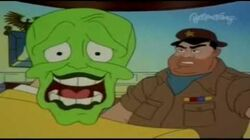 The Mask and Porky