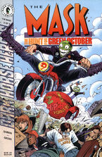 The Mask: The Hunt for Green October #2