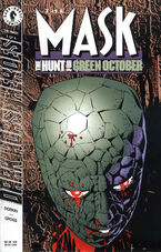The Mask: The Hunt for Green October #1