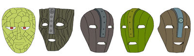 The mask all versions color by hyperomegasonic-d5pgjfm.jpg
