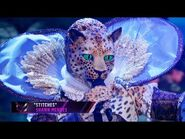 """Leopard sings """"Stitches"""" by Shawn Mendes - THE MASKED SINGER - SEASON 2"""