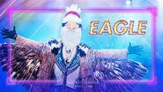 Eagle's promo card