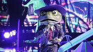 Frog's performance