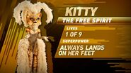 Kitty's stats