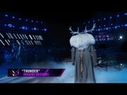 "Deer sings ""Thunder"" - THE MASKED SINGER - SEASON 1"