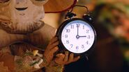 Mushroom's alarm clock