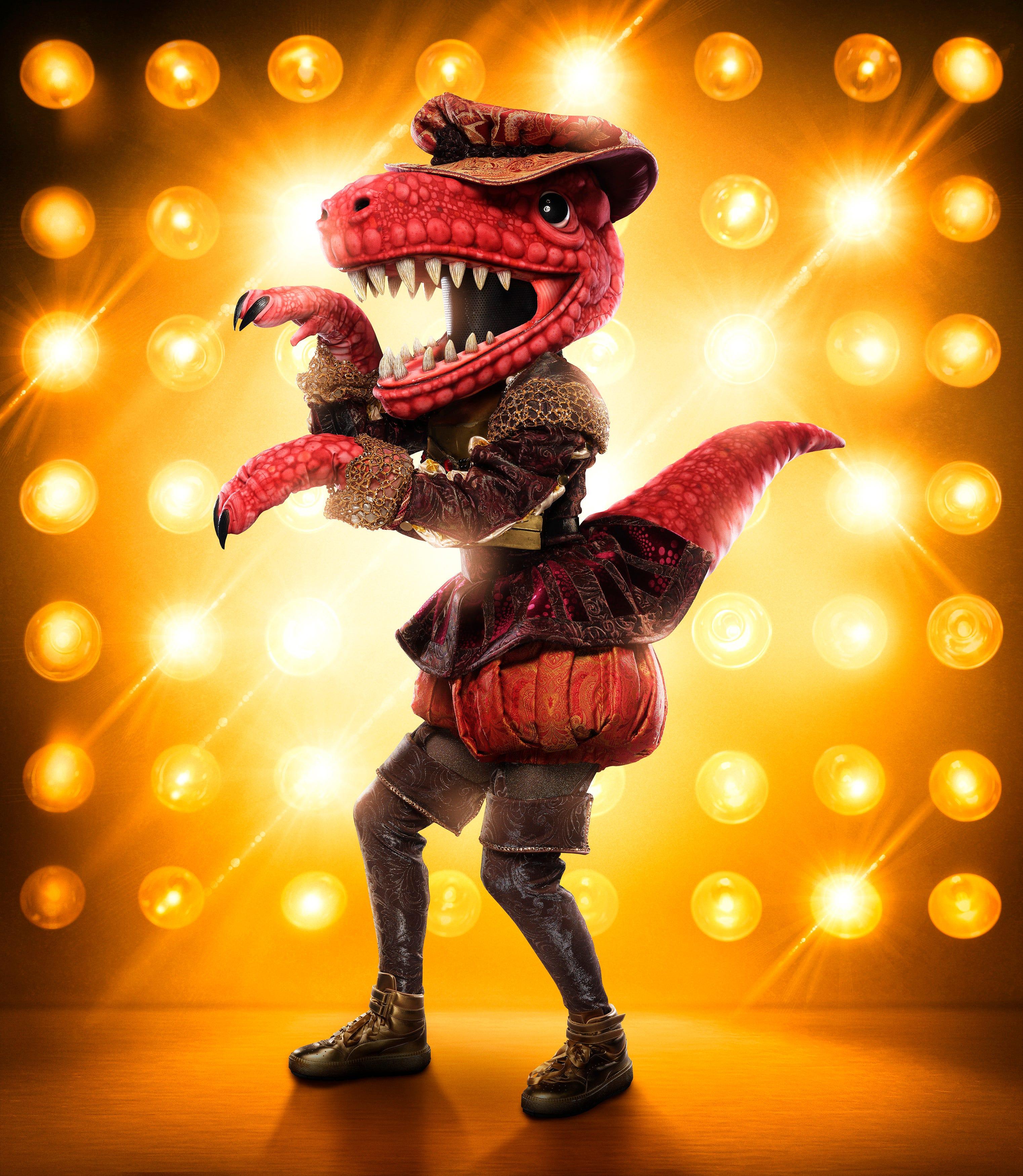 T Rex The Masked Singer Wiki Fandom