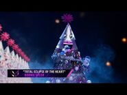 """Tree sings """"Total Eclipse Of The Heart"""" by Bonnie Tyler - THE MASKED SINGER - SEASON 2"""