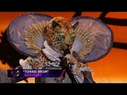 "Leopard sings ""Teenage Dream"" by Katy Perry - THE MASKED SINGER - SEASON 2"