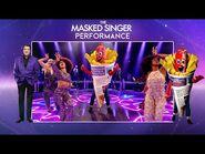 Sausage Performs 'I Will Survive' By Gloria Gaynor - Season 2 Ep