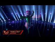 "Tulip Dances To ""Thank You, Next"" By Ariana Grande - Masked Dancer - S1 E5"