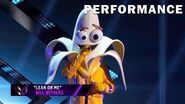 """Banana sings """"Lean on Me"""" by Bill Withers THE MASKED SINGER SEASON 3"""
