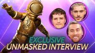 Astronaut's First Interview Without The Mask Season 3 Ep