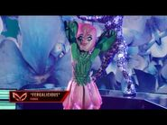 """Tulip Dances To """"Fergalicious"""" By Fergie - Masked Dancer - S1 E1"""