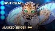 The Leopard Is Unmasked It's Seal! Season 2 Ep