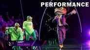 """Frog sings """"Jump"""" by Kris Kross THE MASKED SINGER SEASON 3"""