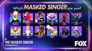 Masked Singer Halloween
