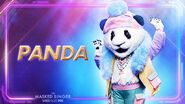 Panda's promo card