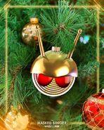 Alien Ornament