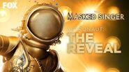 The Astronaut Is Revealed! Who's Behind The Mask? Season 3 Ep