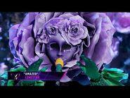 "Flower sings ""Amazed"" by Lonestar - THE MASKED SINGER - SEASON 2"