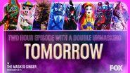 Super 8 tomorrow