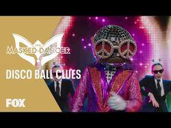 The Clues- Disco Ball - Season 1 Ep. 1 - THE MASKED DANCER