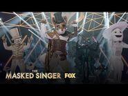 Git Up Challenge - Season 2 - THE MASKED SINGER