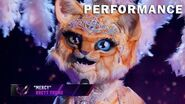 """Kitty sings """"Mercy"""" by Brett Young THE MASKED SINGER SEASON 3"""