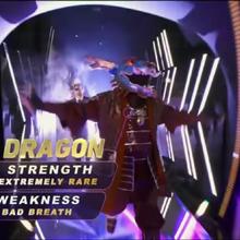Dragon US The Masked Singer Wiki Fandom