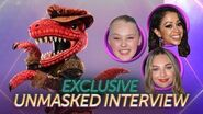 T-Rex's First Interview Without The Mask! Season 3 Ep