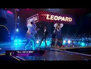 "Panda sings ""All I Do Is Win"" by DJ Khaled - THE MASKED SINGER - SEASON 2"