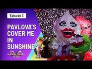 Pavlova's 'Cover Me In Sunshine' Performance - Season 3 - The Masked Singer Australia - Channel 10